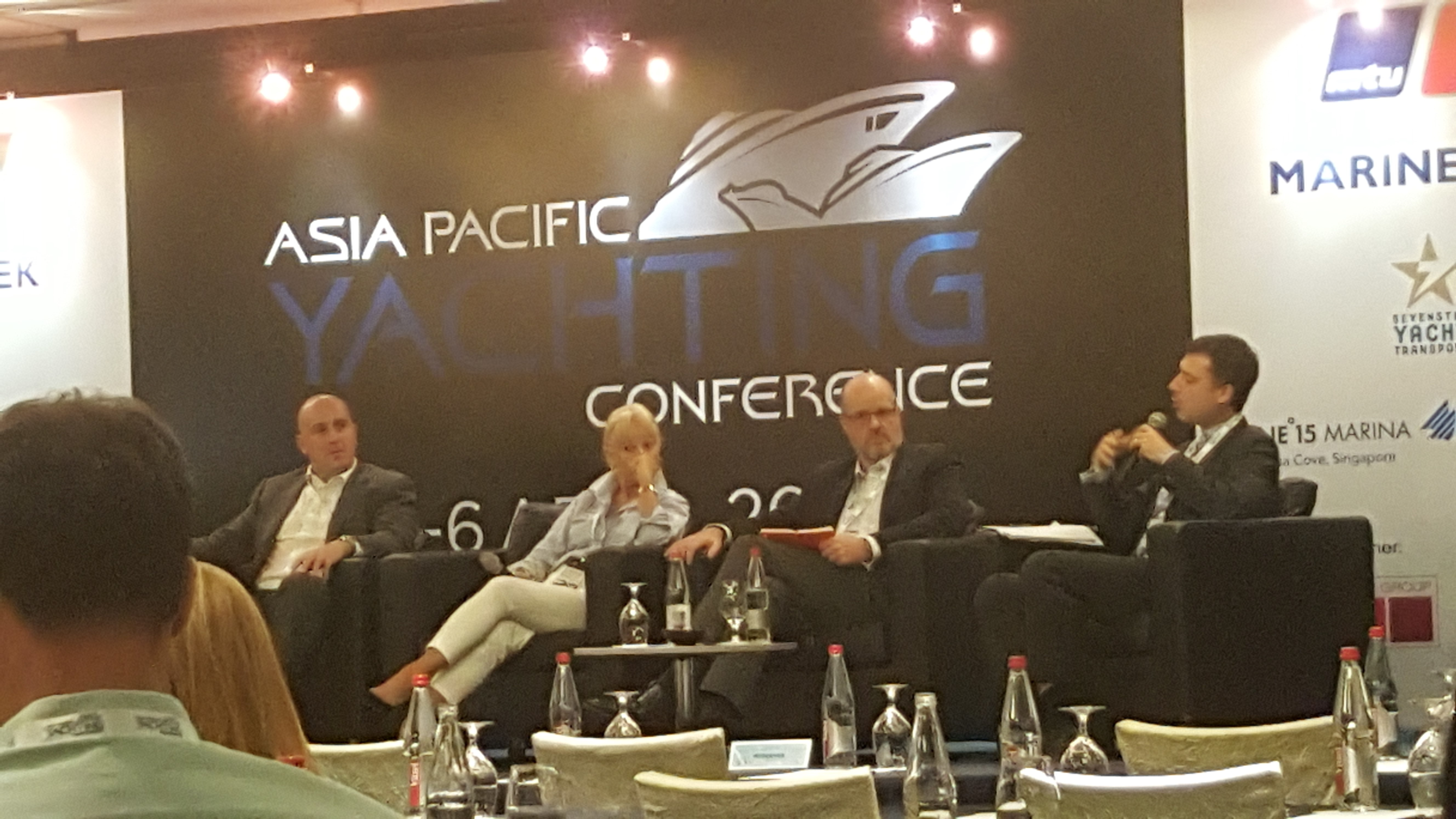 Asia Pacific Yachting conference