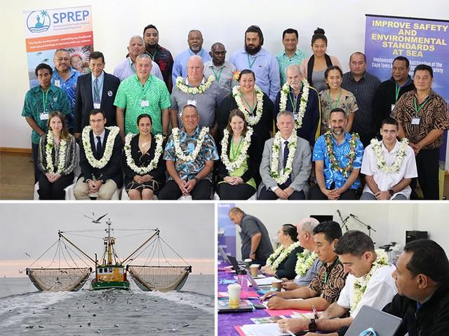 MCI NEWSLETTER: SEPTEMBER 2017 - Maritime Cook Islands